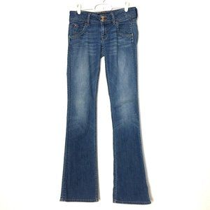 Hudson Jeans Bootcut Stretch Low-Rise Tall 28x34